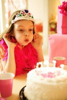 Treat your little girl to a birthday party in Tulsa, Oklahoma.