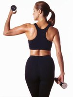 Hand weights are one of the best ways to sculpt and tone your arms.