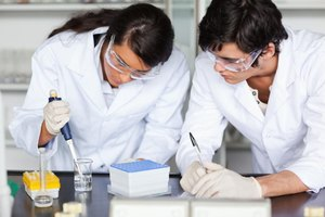Forensic biologists need writing skills to clearly present scientific information.