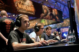 """World of Warcraft"" is one of the most popular online games as of December 2014."