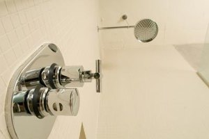 How to Install Shower Trim