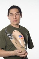 Disabled veterans can receive free job training.