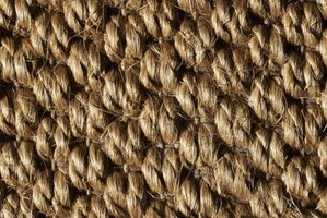 Many natural fiber carpets have a look similar to sisal.