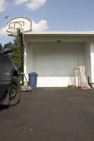 Bugs will invade garages seeking food and shelter.