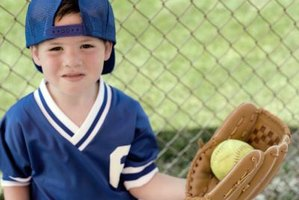 Youth Baseball Sports Picture Ideas