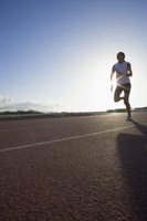 Wearing leg weights while running can cause more harm than good.