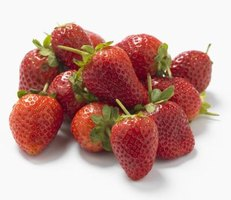 Make berries such as strawberries a regular part of your diet.