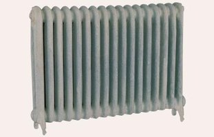 Warmwave heaters don't work the same as traditional radiators.