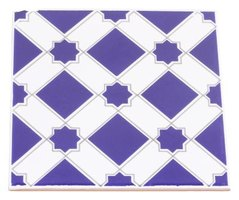 Unlike glazed tile, colorbody tile is the same color throughout each piece.