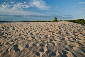 Make the sandy shores your personal playground at Sandbanks Provincial Park.