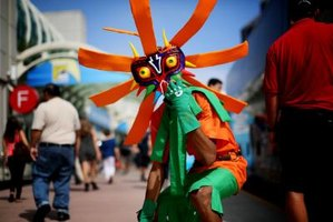 As this Skull Kid cosplayer illustrates, Majora's Mask's surreal legacy endures.