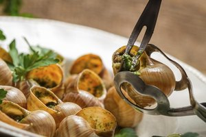 Special escargot utensils are useful, but not essential.