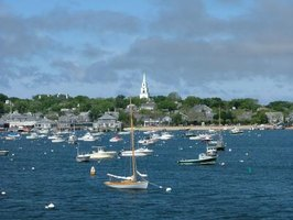 Nantucket is both close to Cape Cod and a world away.