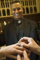 Priests, pastors and ministers qualify for receiving officiant licenses.