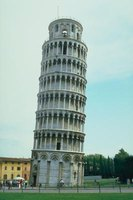 The Leaning Tower of Pisa suffers from a type of structural failure.
