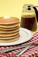 Pancake mixes provide quick, convenient and consistent pancakes.