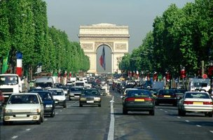 You'll need an International Driving Permit to drive in Paris.