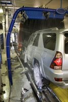 Carwash managers earn salaries comparable to sales supervisors.