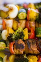 Color, texture and a slight smoky sweetness is your reward for grilling or broiling your veggies.
