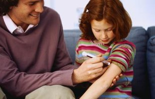 What Are the Signs & Symptoms of Juvenile Diabetes?