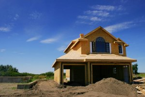 Qualified builders usually carry the construction loan.