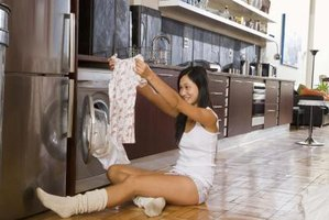 Electric dryers use high-voltage power to dry clothes faster.