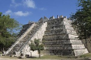 Approximately seven million Maya live in southern Mexico and northern Central America.