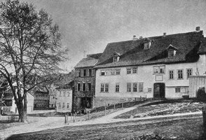 The birthplace of J.S. Bach.