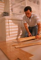 Using a moisture-proof membrane under laminate flooring helps maintain warmth.