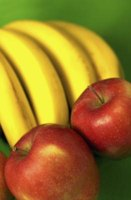 Fresh fruit provides energy before an elliptical workout.