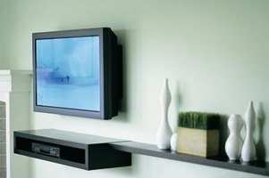 Television wall mounts are both stylish and functional.