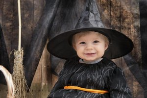Many Halloween games can be adapted to work for any age group.