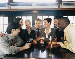 Attending your law school's networking events can increase your law firm contacts.