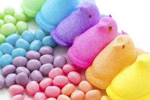 Traditional Easter candies lend inspiration to these seasonal sweets.