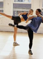 BodyCombat™ and Cardio Kickboxing® are competing aerobic kickboxing workouts.