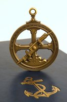 The astrolabe was instrumental in Renaissance maritime navigation.