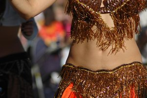 A belly dancer would add an authentic touch to the party.