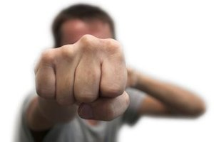 Toughen your knuckles before you start fighting.