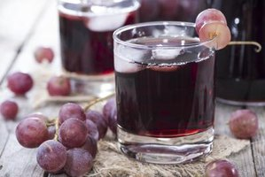 Red grape juice delivers more health benefits than white grape juice.