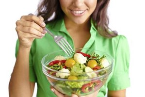 The CRON diet relies on low-calorie fruits and vegetables.