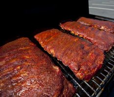 Allow for longer cooking times if loading up the smoker.