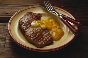 Rump steaks and other tough cuts soften up when soaked in milk.