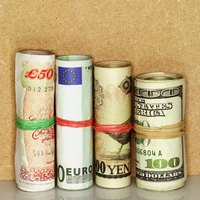 Currency exchange rates fluctuate daily.