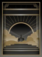 Art Deco Was The Dawning Of A New Style Founded On A Sleek And Shiny  Solidity