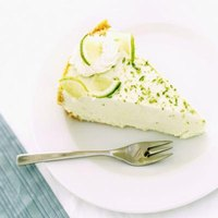 Use your lime-juice ricotta in a cheesecake.