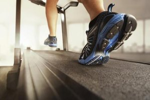 Challenge yourself with different workouts on your treadmill.