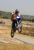 Host the party at a dirt track so the guests can watch riders practice or take a few laps themselves.