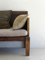 You can build your own couch frame at home.