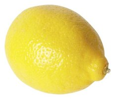 Lemon extract derives from the peel, with a less tart flavor than the juice.