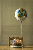 Buy yourself a cake and a balloon and celebrate your birthday, even if others have forgotten.